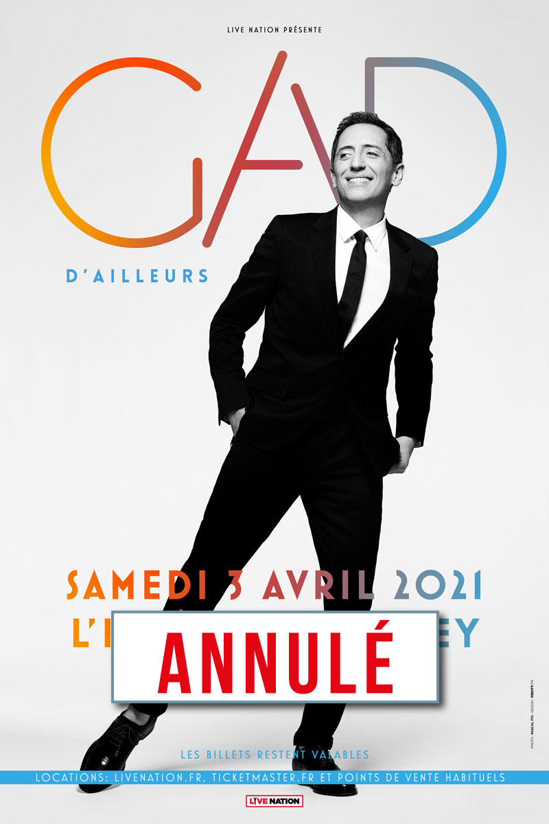 GAD ELMALEH   Belley   samedi, 03 avril 2021