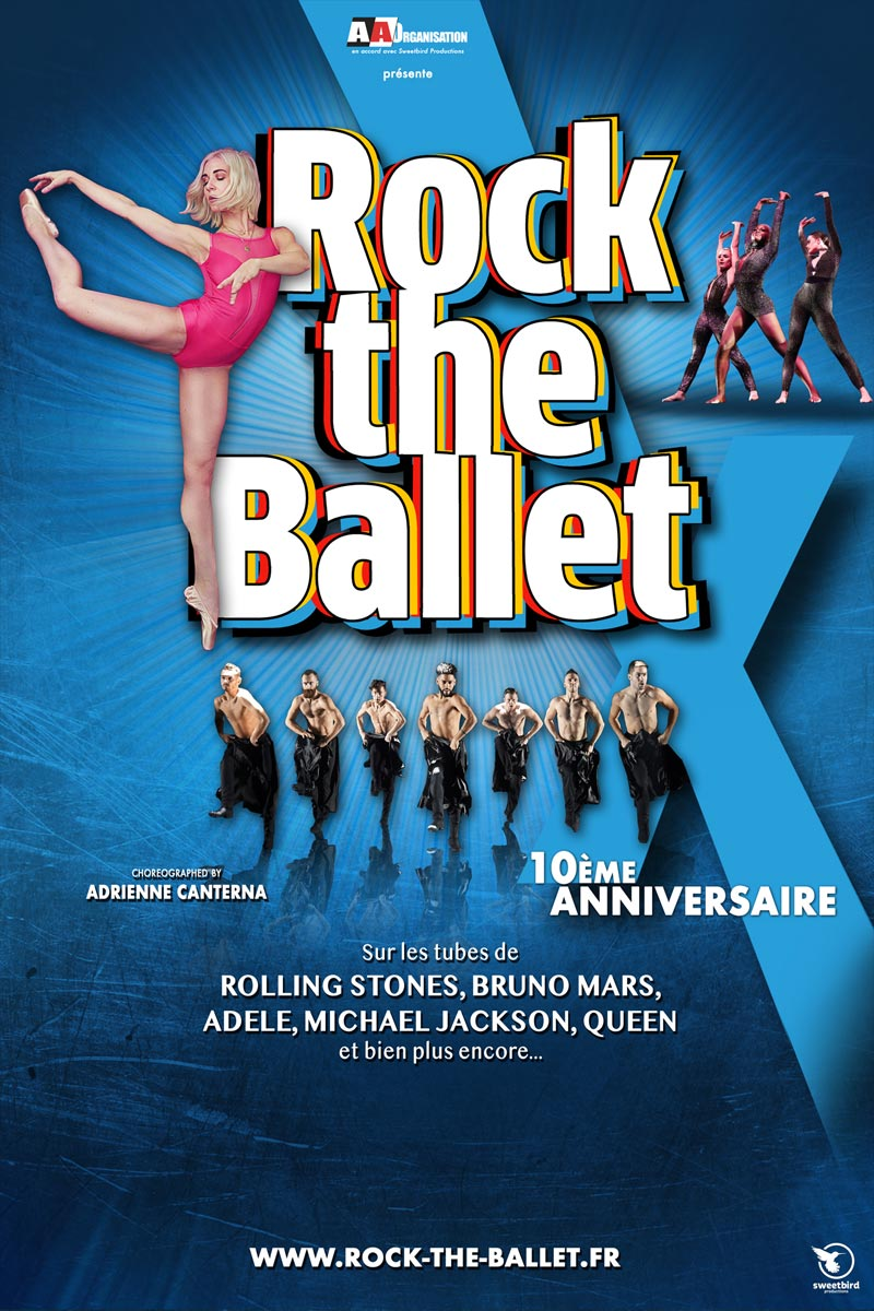 ROCK THE BALLET 190521   Grenoble   mercredi, 19 mai 2021