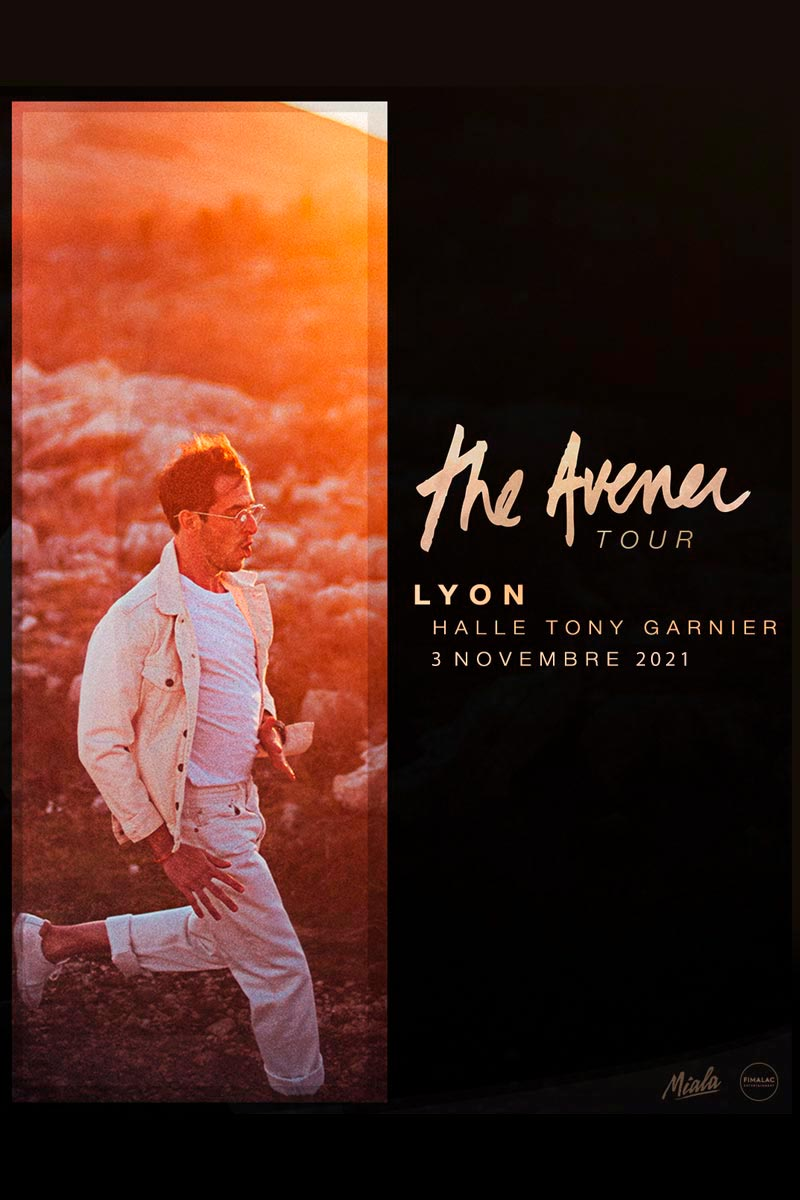 THE AVENER   Lyon   mercredi, 03 novembre 2021