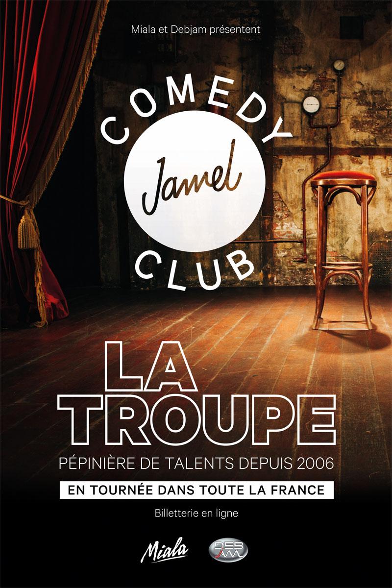 JAMEL COMEDY CLUB