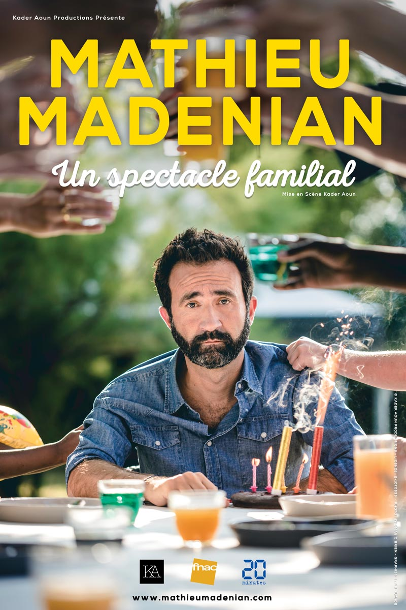 MATHIEU MADENIAN